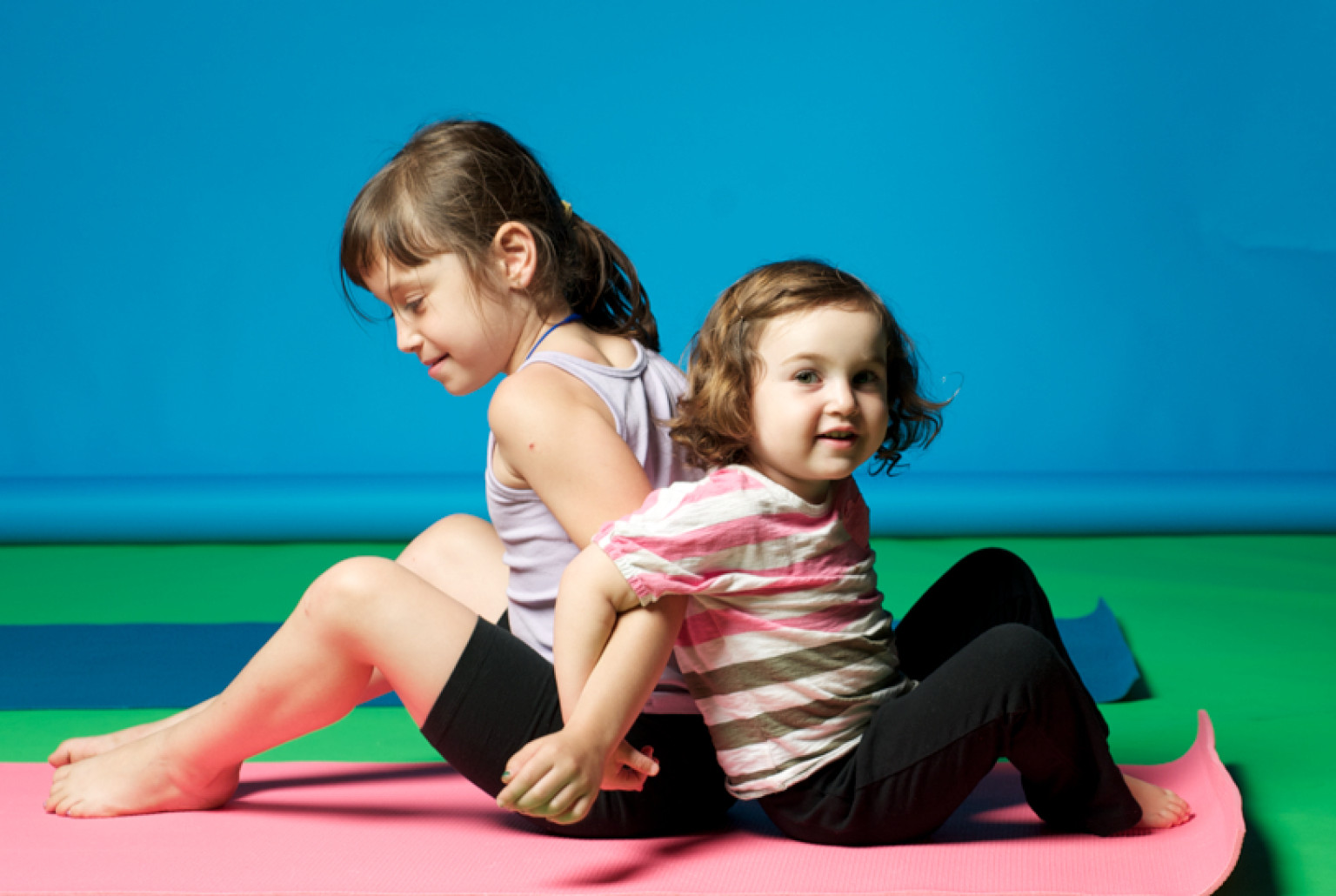 Kids Yoga Poses Are Just As Effective The Grown Up Versions But Cuter PHOTOS