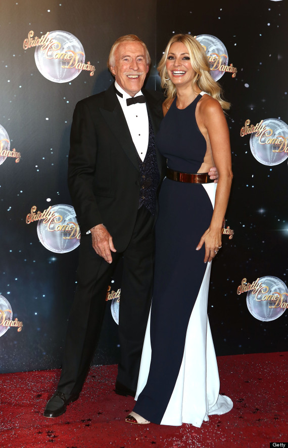 bruce forsyth tess daly