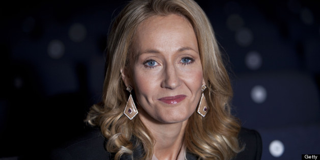 JK Rowling wrote the crime thriller The Cuckoo's Calling under the pen name Robert Galbraith
