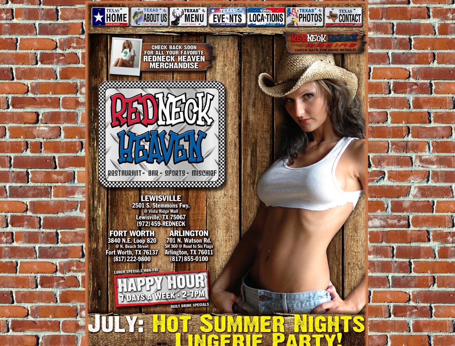 redneck women naked sexy