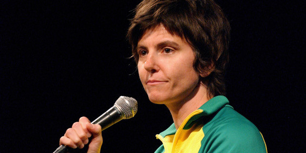 Tig Notaro performs at The Hollywood Improv on October 17, 2007 in Hollywood, CA. (Photo by Michael Schwartz/WireImage)