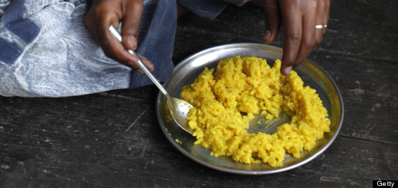 school meal india