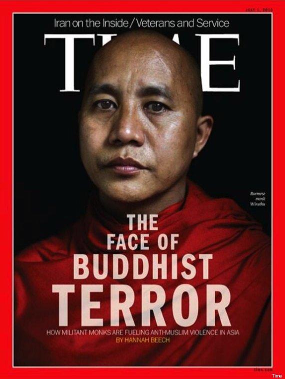 rohingyas bouddhistes
