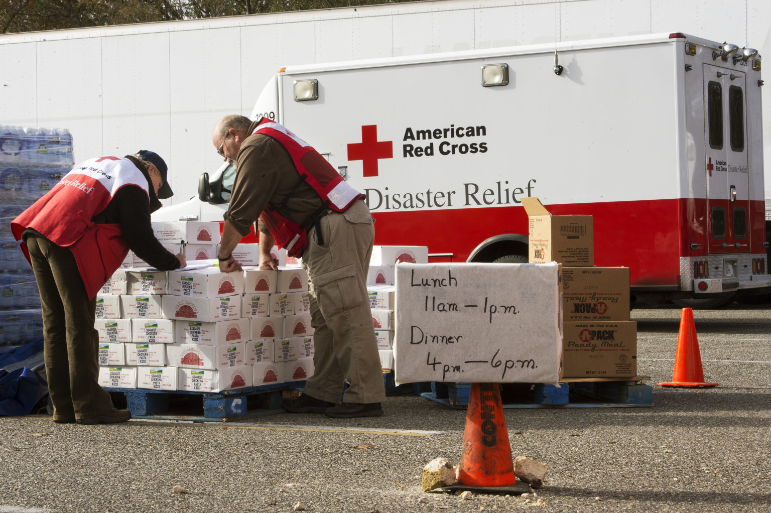 Red Cross In Hot Water Again For Failing To Deliver