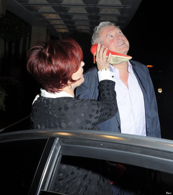 louis walsh sharon osbourne