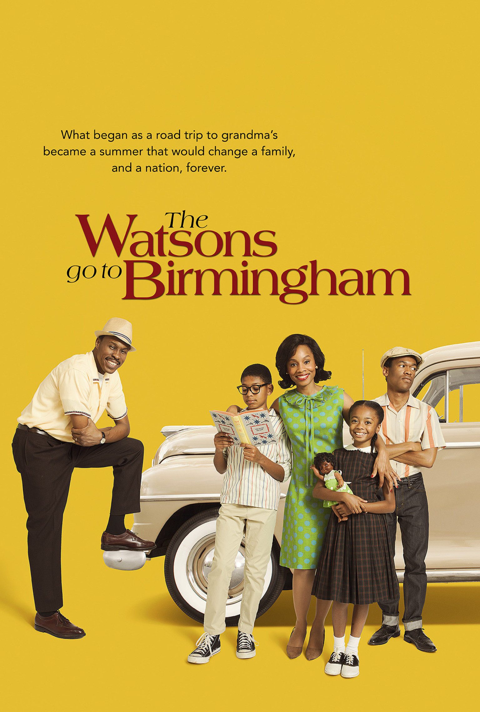 The Watsons Go To Birmingham Novel Adaptation Set To Premiere On – The Watsons Go to Birmingham Worksheets