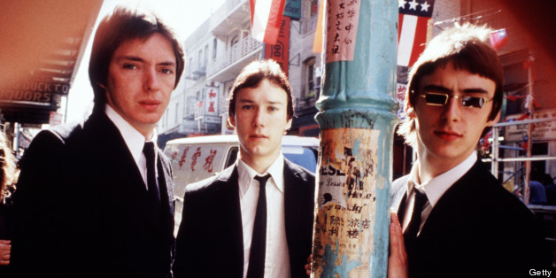 The Jam 1977  Bruce Foxton, Rick Buckler and Paul Weller (Photo by Chris Walter/WireImage)