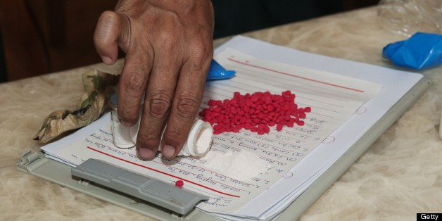 Thailand Fights Drug Gangs In Golden Triangle With Help From China