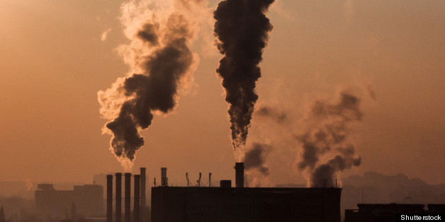 Burst Appendix Linked To Ozone Air Pollution