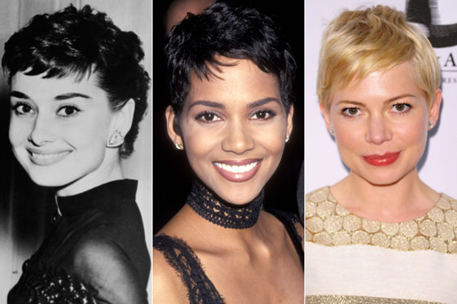 Boy crop hairstyles we love from audrey to mia to halle photos boy crop hairstyles we love from audrey to mia to halle photos huffpost urmus Image collections