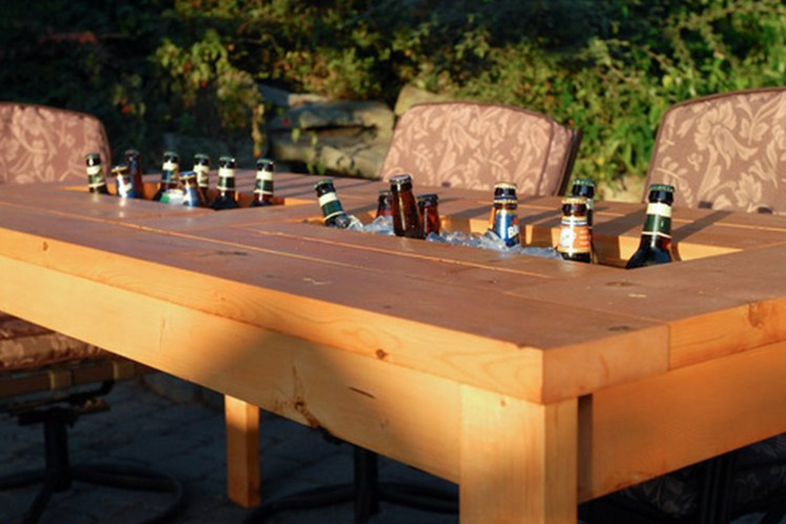 Build it yourself patio furniture patio ideas do it yourself patio table plans designs solutioingenieria Image collections