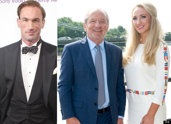 Doctor Left Ha Out At Lord Sugar And Leah Totton