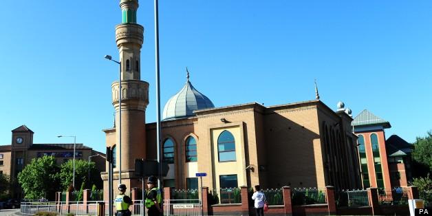 Mosque explosion Wolverhampton