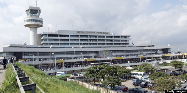 The Briton went missing shortly after leaving Murtala Muhammad Airport, just outside Lagos