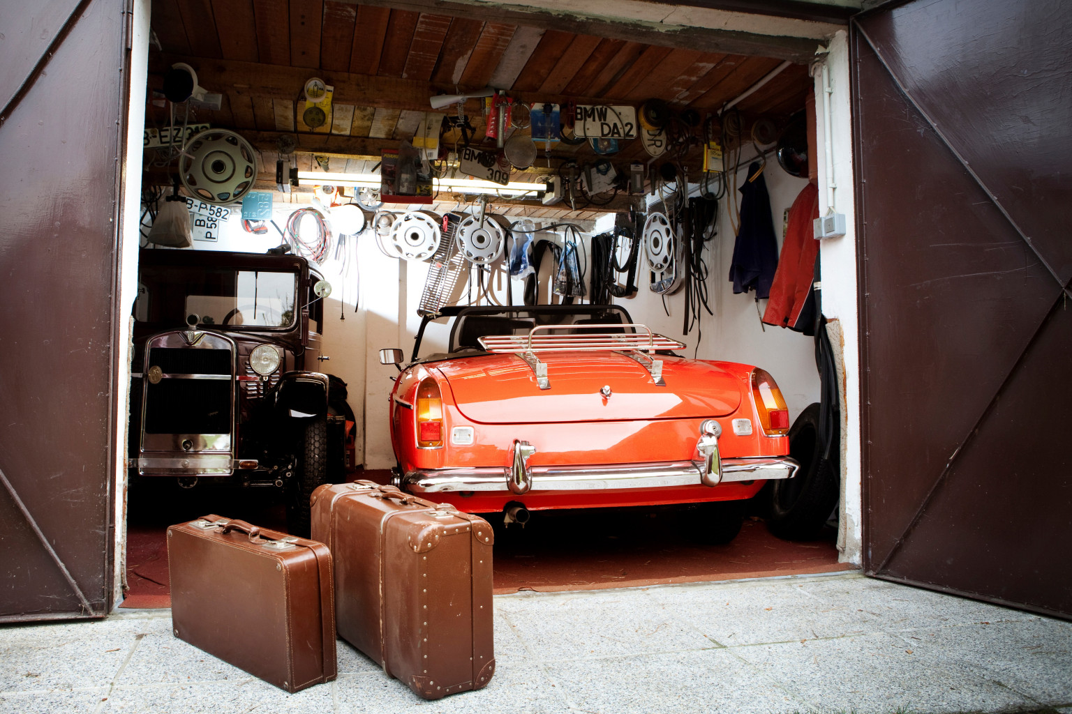 7 Weekend DIY Projects Thatll Whip Your Garage Into Shape PHOTOS