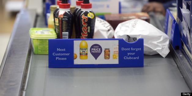 Tesco food prices