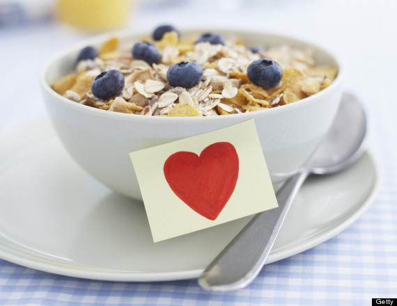 heart breakfast