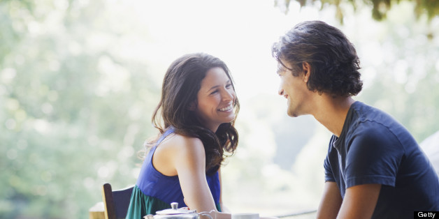 Signs Of Romantic Attraction From Men