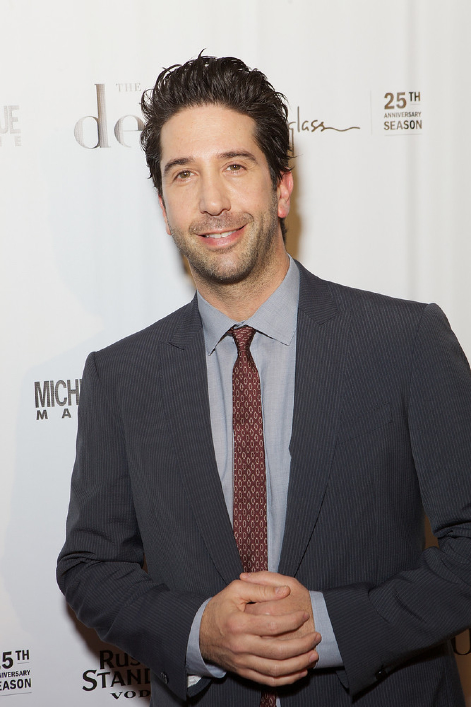 13 Reasons David Schwimmer Is Ross Geller | HuffPost