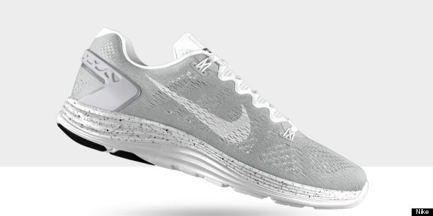 Nike LunarGlide+ 5 iD Review: What It's Really Like To Make Your Own  Running Shoes (PICTURES)