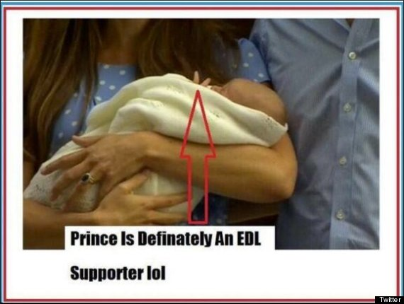 royal baby edl twitter