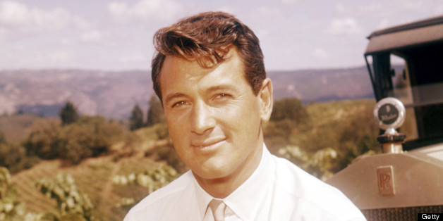 Rock Hudson Announced He Had AIDS On July 25, 1985 | HuffPost