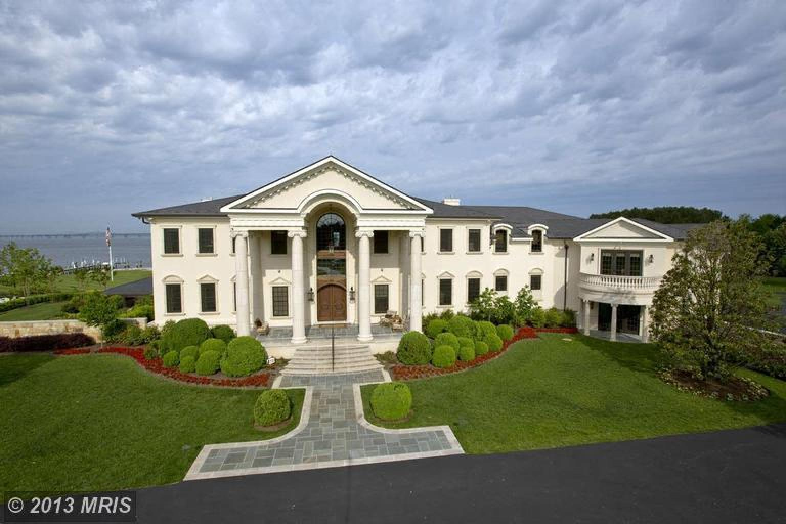 7 of the most expensive homes in and around washington d for Most expensive homes in washington state