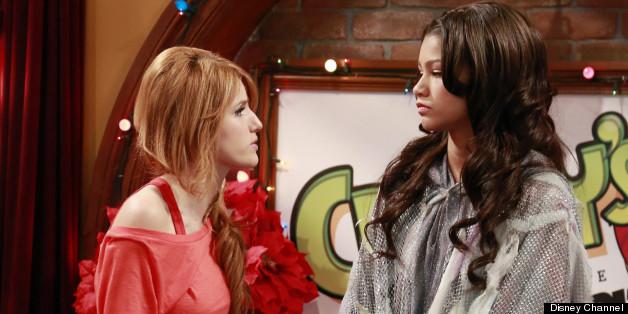 Shake It Up Canceled Disney Channel Will End Zendaya