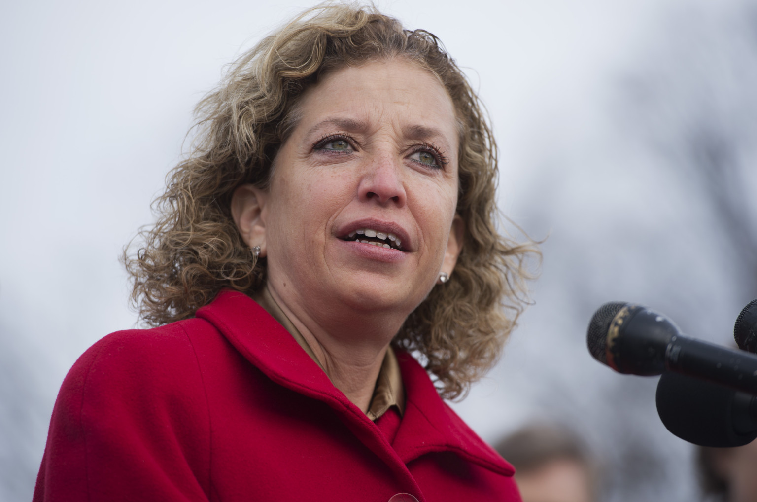 Even though the tactic doesnt seem to be working for Democrats Rep Debbie Wasserman Schultz today doubled down on earlier rhetoric calling the National Rifle