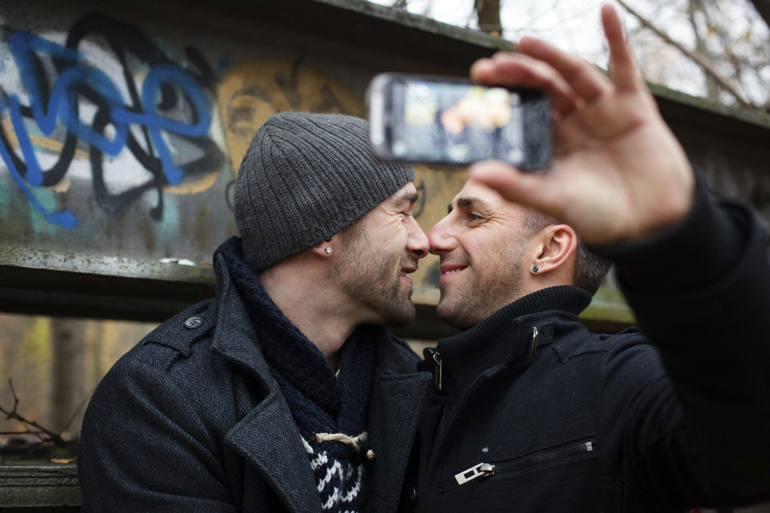 Download our free gay dating application to your smartphone