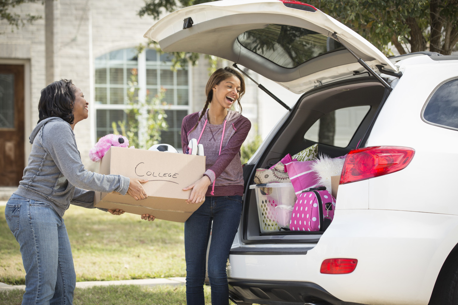 Image result for How to Deal with Separation Anxiety when your Kids go to College?