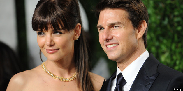 Tom Cruise Katie Holmes Marriage Contract The Origins Of An Urban Legend Huffpost