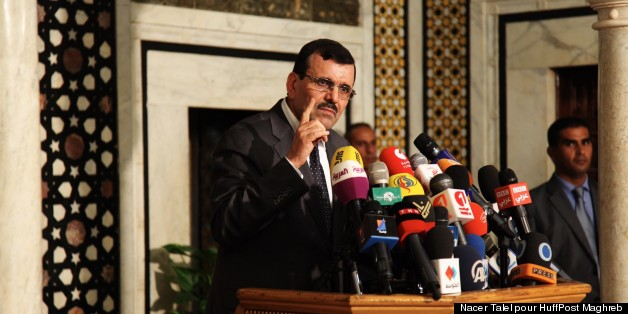 Ali Larayedh, le 29 juillet 2013