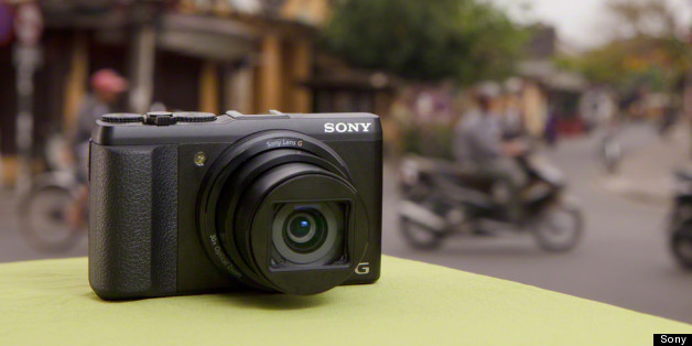 Sony HX50 Digital Compact Camera
