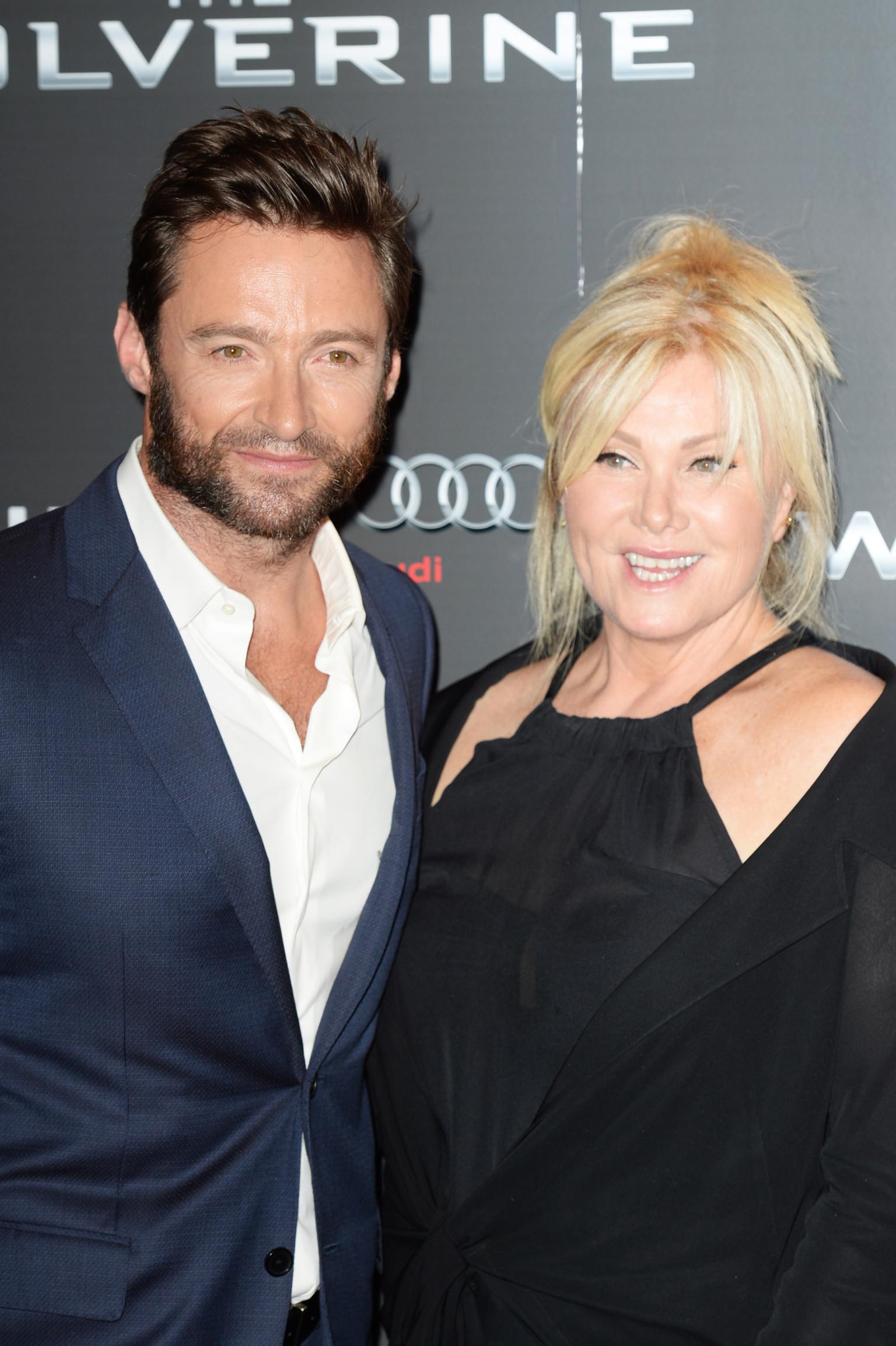 Hugh Jackman's Wife, Deborra Lee-Furness, Inspires Him