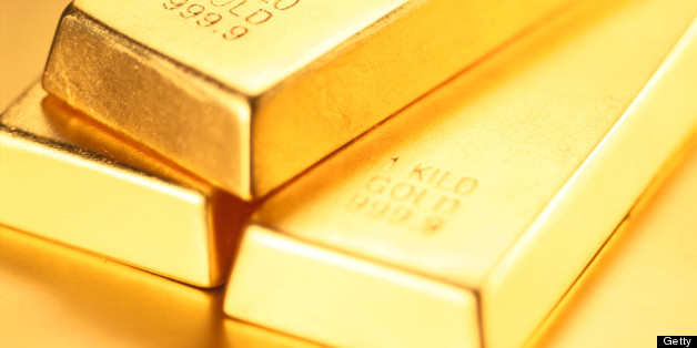 Nazi gold was moved and sold by the Bank of England, it has been revealed (file picture)