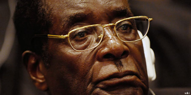 Mr Mugabe isn't short of a few strong opinions...