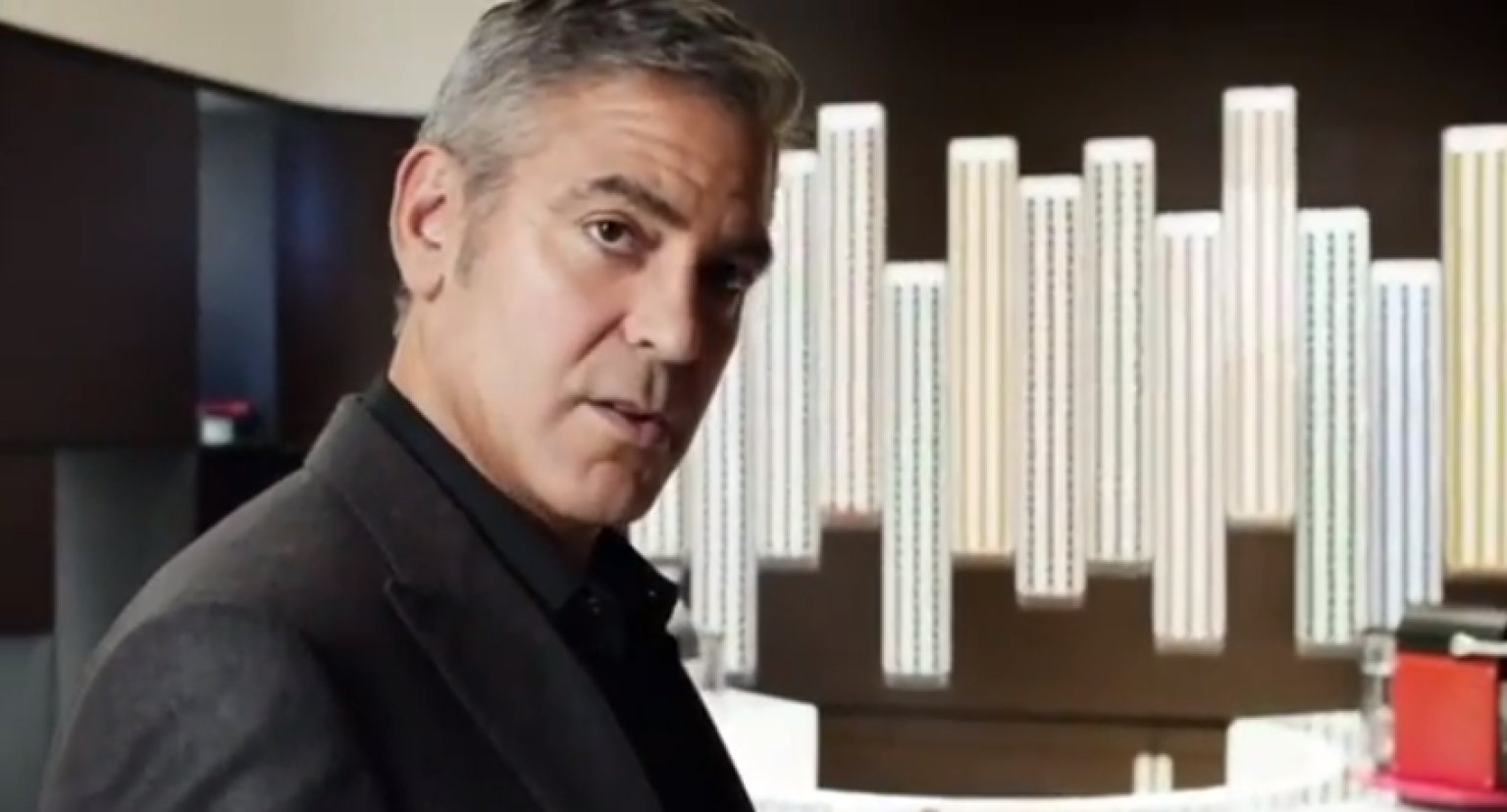 George clooney spends nespresso paycheck on spy satellite to keep tabs on omar al bashir huffpost
