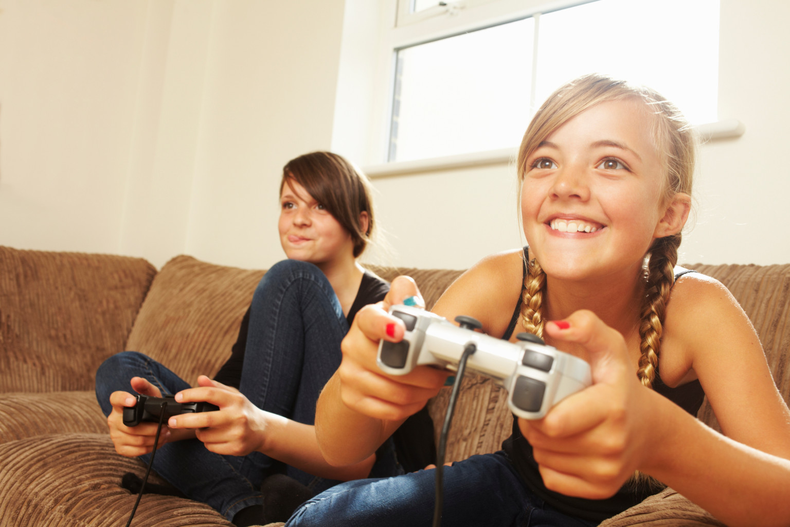 how long should a 11 year old play video games