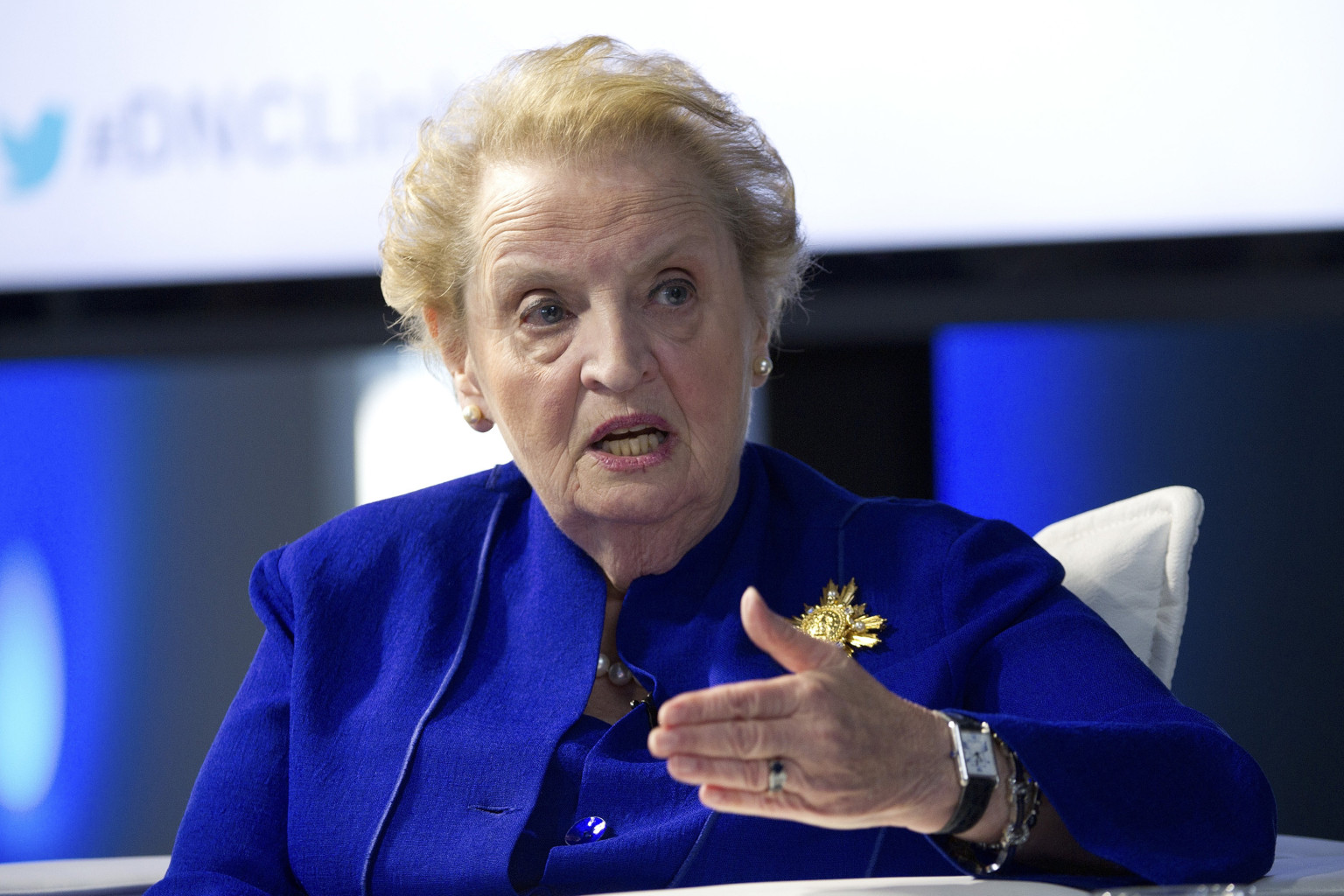 Madeleine Albright: The things that are happening are Pictures of madeleine albright