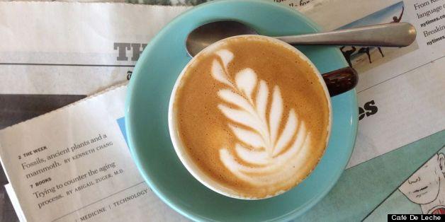Best Coffee In LA, From Intelligentsia To Stumptown (PHOTOS)
