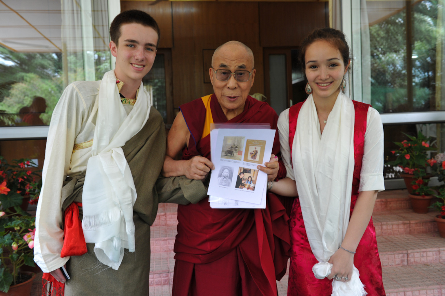 coming full circle my meeting the dalai lama huffpost