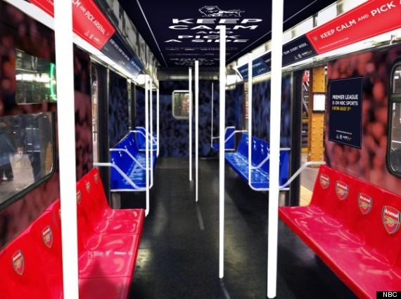 premier league new york subway