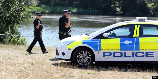 Woman's body found in lake at University of Anglia