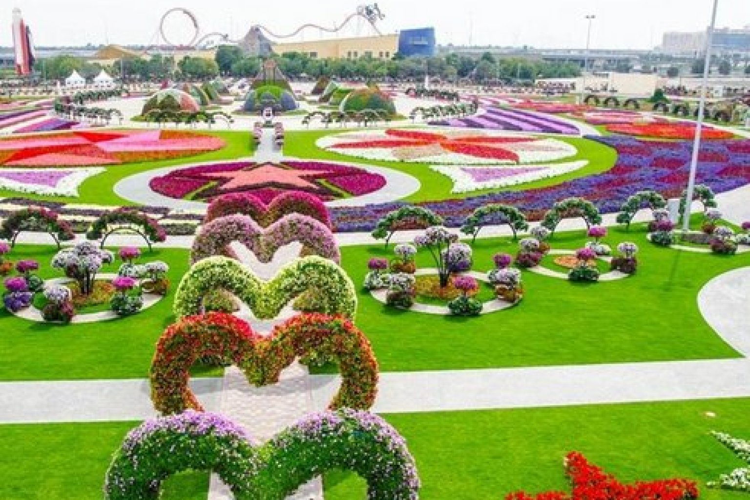 Dubai Miracle Garden Is One Of The Most Amazing Things Weu0027ve Seen (PHOTOS,  VIDEO) | HuffPost