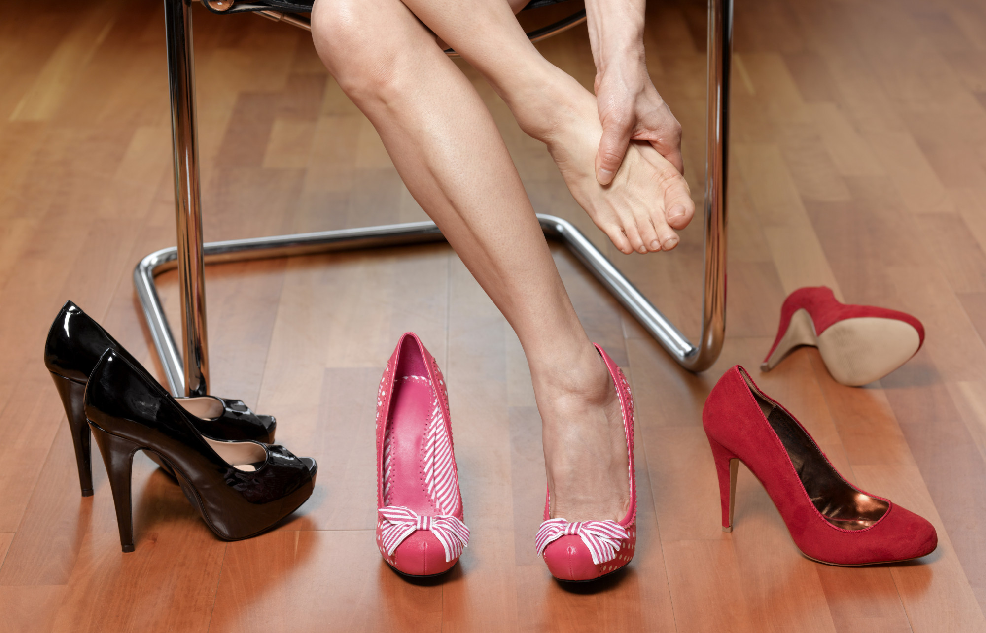 Why Do High Heels Make Women More Attractive? | HuffPost