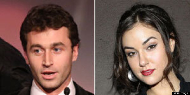 James Deen Sasha Greys Is The Name That Is Not Said In This Business  Huffpost-7206