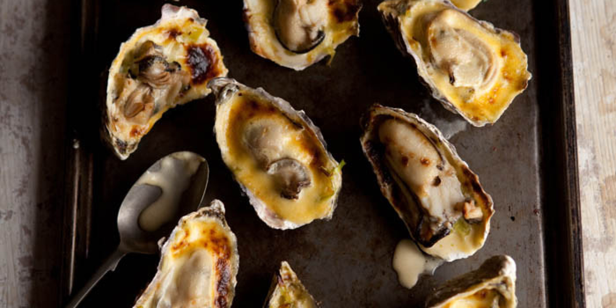 how to make raw oysters