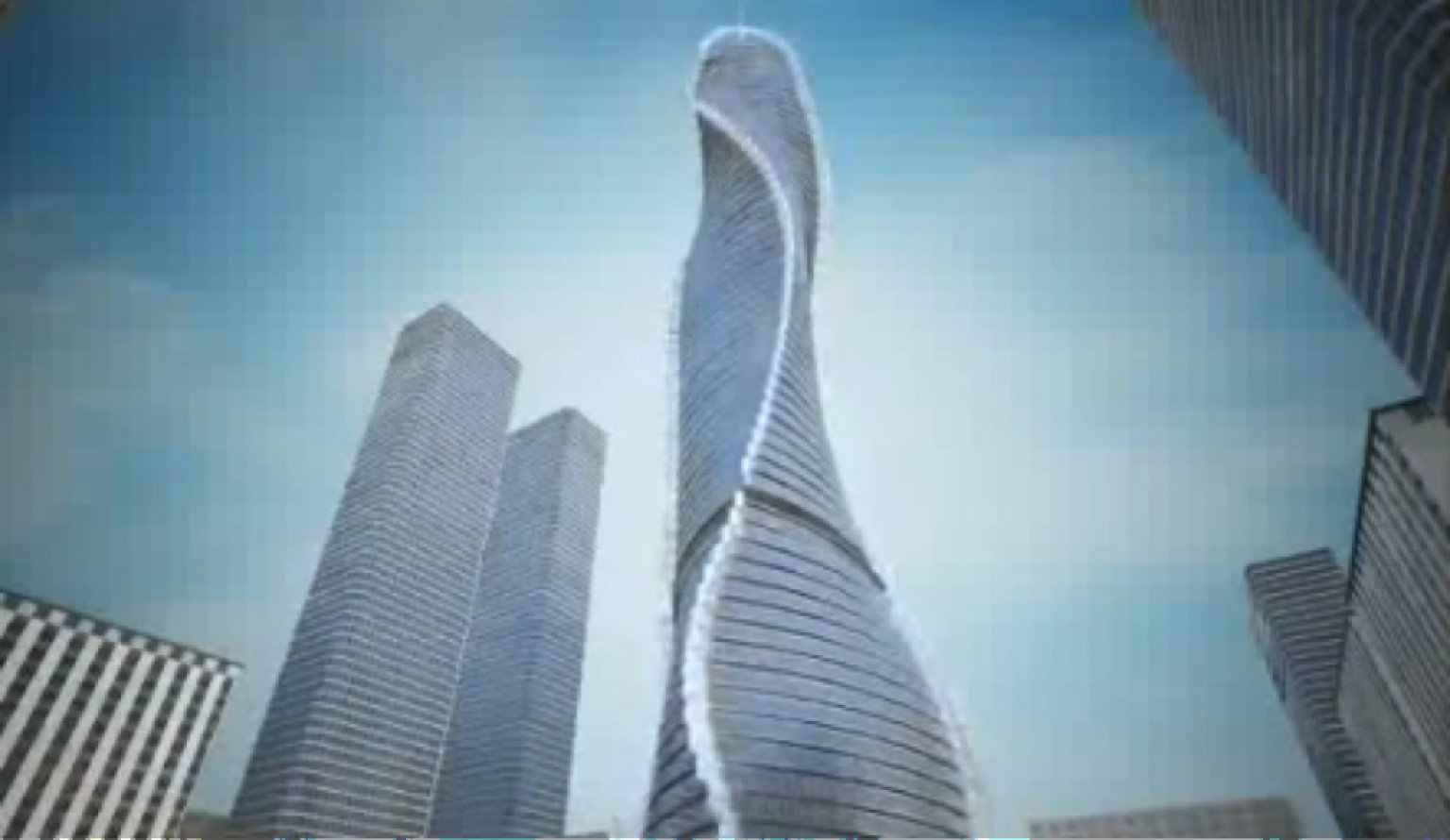 Massive Rotating Skyscraper Is An Actual Design By Dynamic