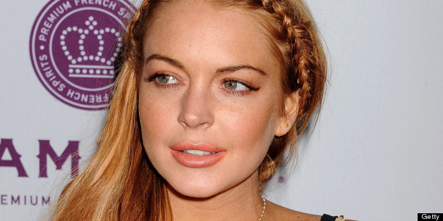 Lindsay Lohan Terrified Her Tasteful, Professional Nude